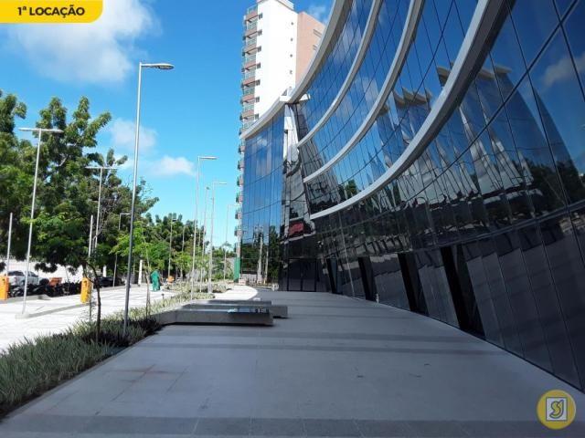 Escritório para alugar em Parque manibura, Fortaleza cod:49699 - Foto 2
