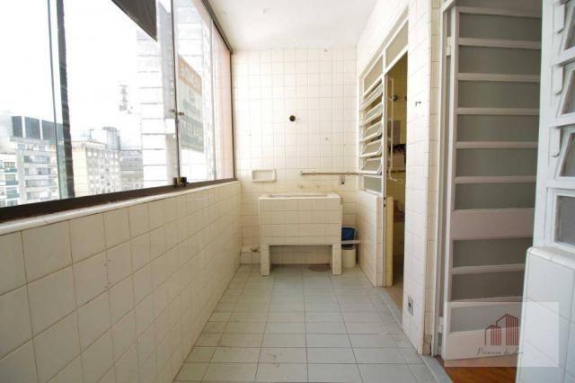 Amplo apartamento de 274m² e 4 quartos - Centro - Foto 20