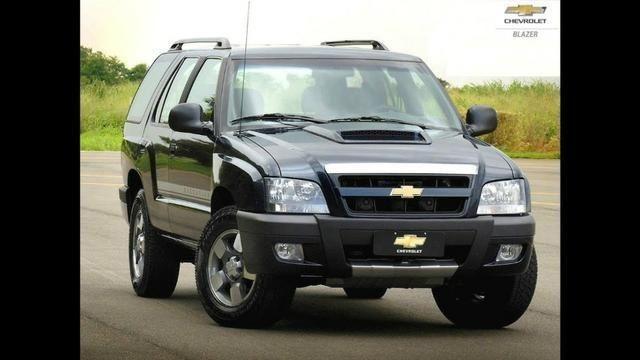Pastilha do freio Blazer/S10 - 4X4 - 1997 até 2011
