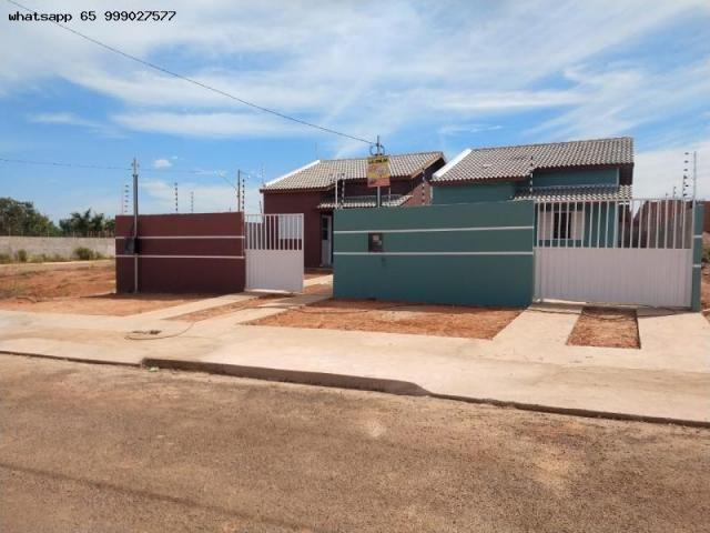 Casa para venda em várzea grande, novo mundo, 2 dormitórios, 1 banheiro, 2 vagas - Foto 15