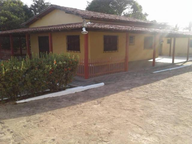Chácara com 2 dormitórios à venda, 2400 m² por r$ 800.000,00 - araçagy - são josé de ribam