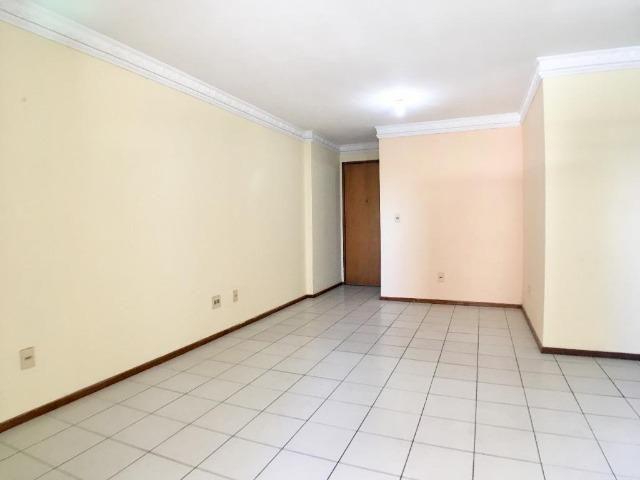 Apartamento no Cocó - 92m² - 3 Quartos - 2 Vagas (AP0684) - Foto 4