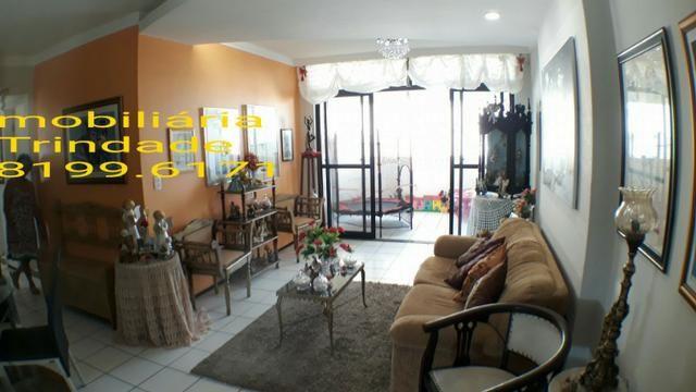 T- Apartamento Na Ponta Do Farol ,Fica Tudo , Vista Mar - Foto 2