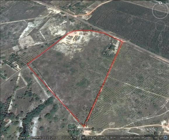 Terreno à venda em Santa terezinha, Alagoinhas cod:55592 - Foto 9