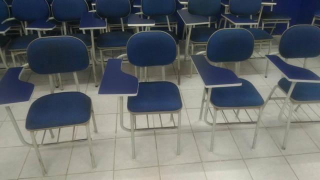 Cadeiras Universitária - Foto 3