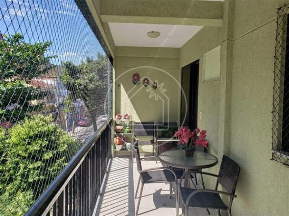 Apartamento à venda com 2 dormitórios em Meier, Rio de janeiro cod:861684