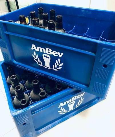 2 x Caixas de Cerveja 300ml com 48 garrafas - Oportunidade - Foto 2