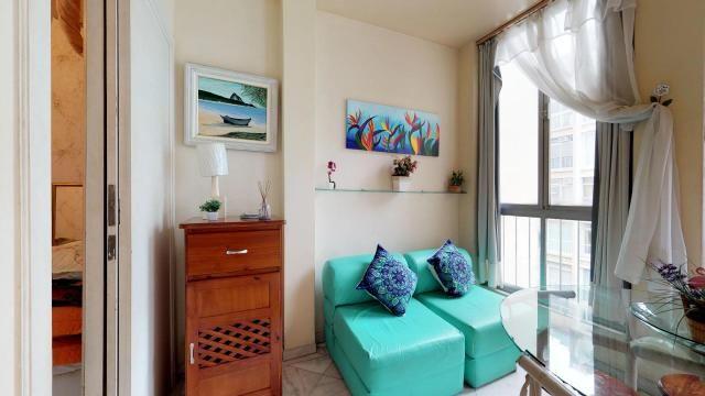 Apartamento à venda com 1 dormitórios em Copacabana, Rio de janeiro cod:760 - Foto 3