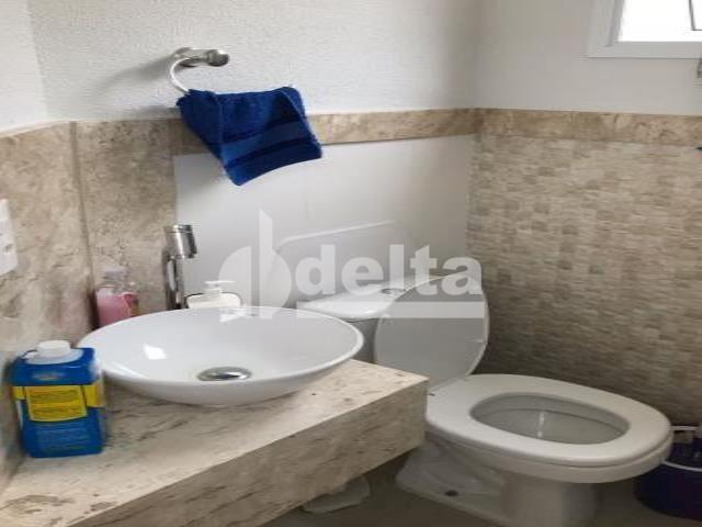 Casa de condomínio à venda com 3 dormitórios em Shopping park, Uberlândia cod:33408 - Foto 16