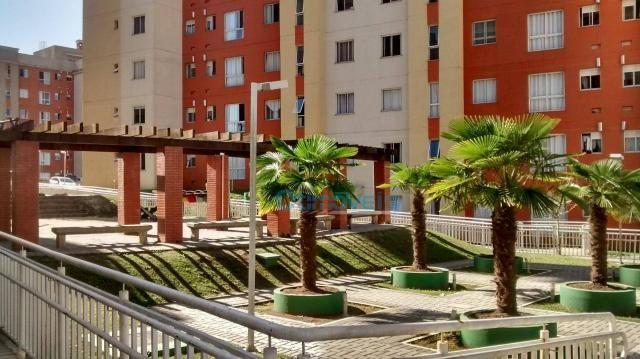 Apartamento com 3 dormitórios à venda, 63 m² por r$ 240.000,00 - neoville - curitiba/pr
