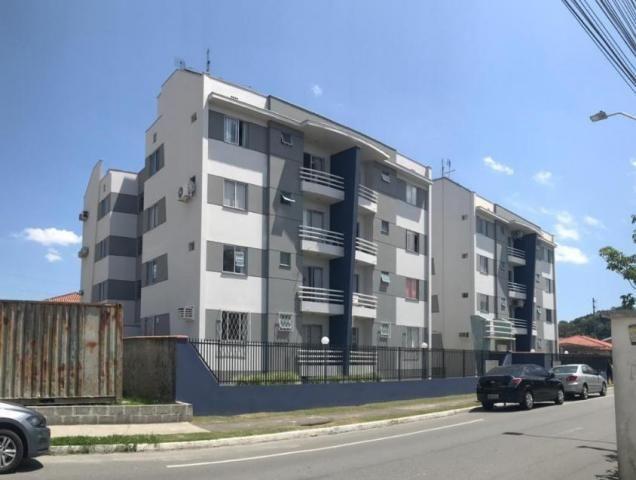 Apartamento à venda com 2 dormitórios em Bom retiro, Joinville cod:V03298