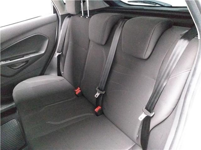 Ford Fiesta 1.6 sel hatch 16v flex 4p manual - Foto 11