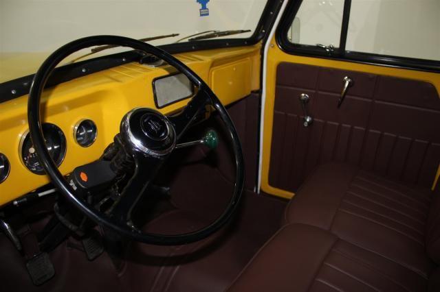 FORD RURAL 1967/1967 2.8 4X4 6 CILINDROS 12V GASOLINA 2P MANUAL - Foto 10
