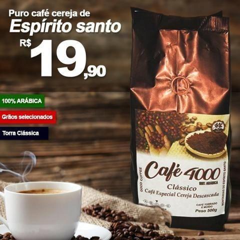 Café 100 % arábica de Espírito Santo- ES