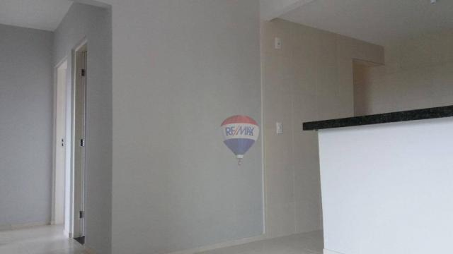 Apartamento residencial à venda, Lagoa Seca, Juazeiro do Norte. - Foto 5
