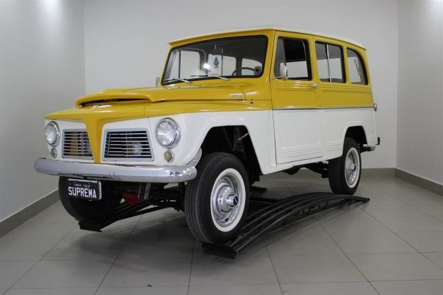 FORD RURAL 1967/1967 2.8 4X4 6 CILINDROS 12V GASOLINA 2P MANUAL - Foto 3