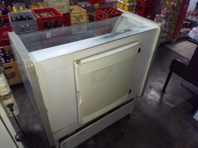 Balcão refrigerado gelopar 1 porta