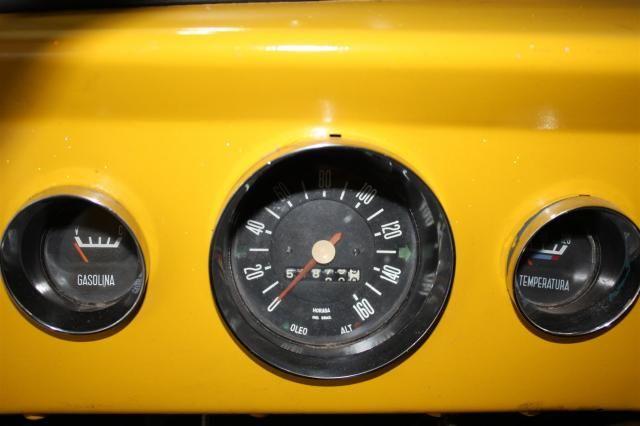 FORD RURAL 1967/1967 2.8 4X4 6 CILINDROS 12V GASOLINA 2P MANUAL - Foto 15