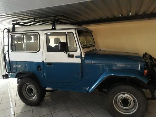 Jeep Toyota bandeirantes 90 - Foto 2