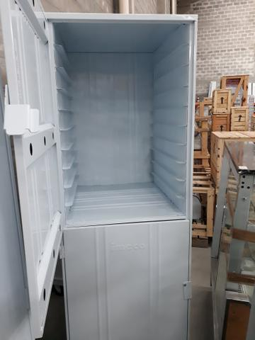 Armário 2 portas 58x70 Aluminol Imeca - Foto 2