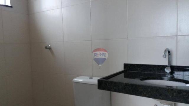Apartamento residencial à venda, Lagoa Seca, Juazeiro do Norte. - Foto 7
