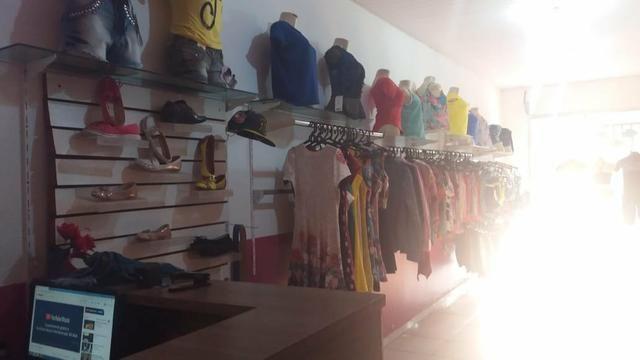 Vendo loja no Bairro Jardim Glória I