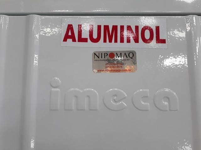 Armário 2 portas 58x70 Aluminol Imeca - Foto 5