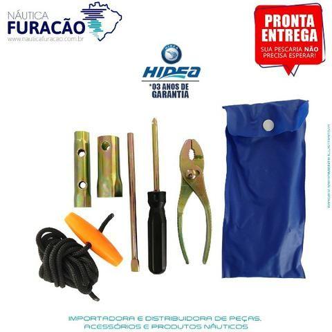 Motor de Popa Hidea 40hp Manual - Foto 5