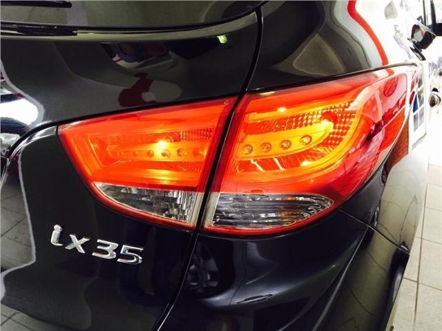 Hyundai Ix35 2.0 mpfi gls 4x2 16v gasolina 4p automático - Foto 8