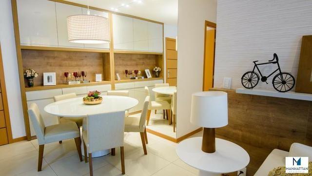 3 e 4 Quartos Residence Manhattan no Gilberto Machado, com até 4 Vagas - Foto 7
