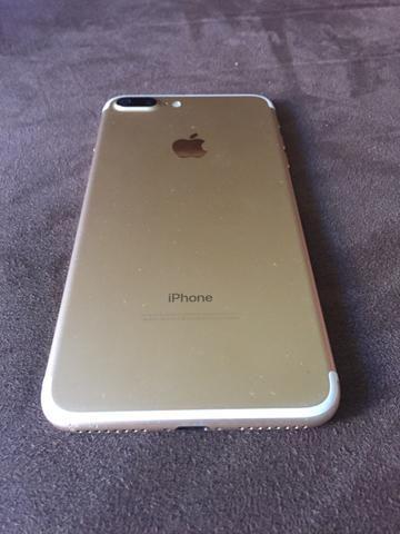 Iphone 7 plus gold 256 gigas - Foto 3