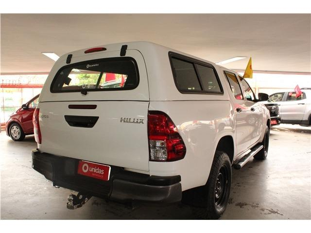 Toyota Hilux Cd Std Mt 4x4 2.8 4P 2017 - Excelente Estado ( IPVA 20 + Transferência ) - Foto 3