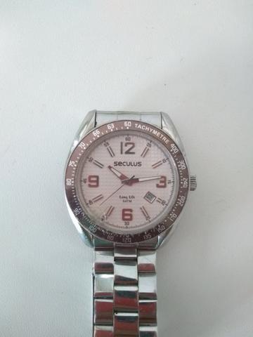 c2ceff6d57e Relógio Seculus - Bijouterias