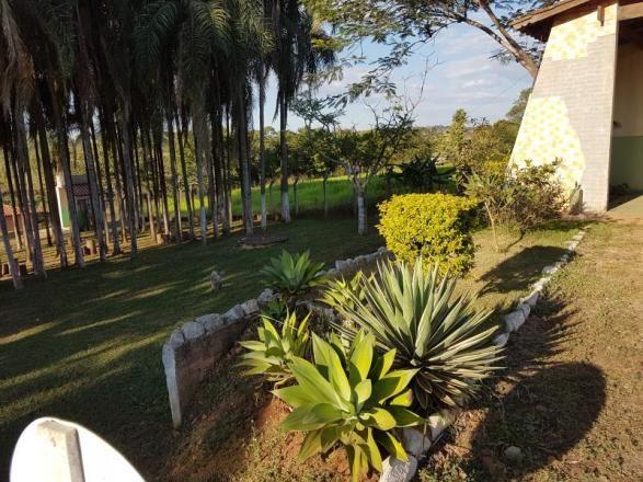 Chácara à venda com 3 dormitórios em Zona rural, Santa barbara de goias cod:em518 - Foto 13