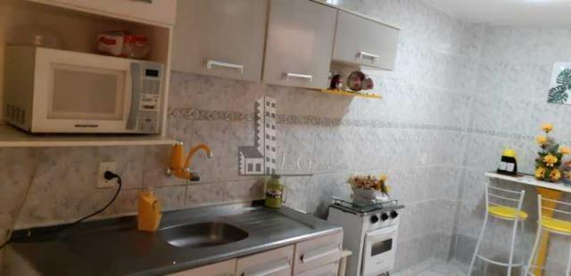 Excelente casa geminada em condomínio fechado Rua sem saída em Cordovil - Foto 12