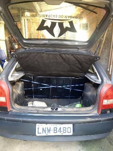 Gol 1.0 2002 gasolina 4p - Foto 4