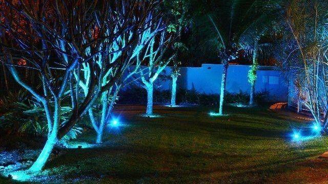 Refletor 10W - Azul   IP66 - Foto 3