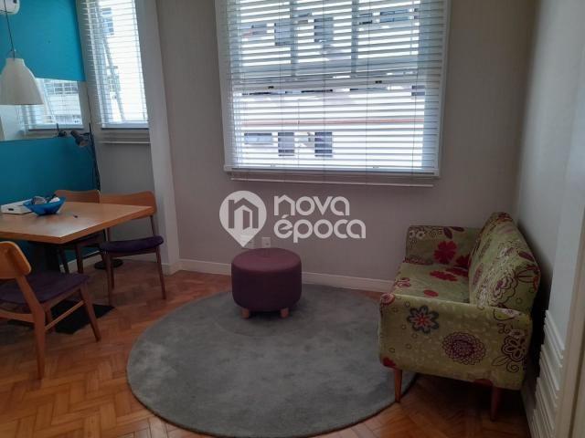 Apartamento à venda com 1 dormitórios em Flamengo, Rio de janeiro cod:FL1AP49225 - Foto 7