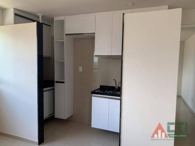 Flat com 1 dormitório para alugar, 40 m² por R$ 2.000,00/mês - Madalena - Recife/PE - Foto 6