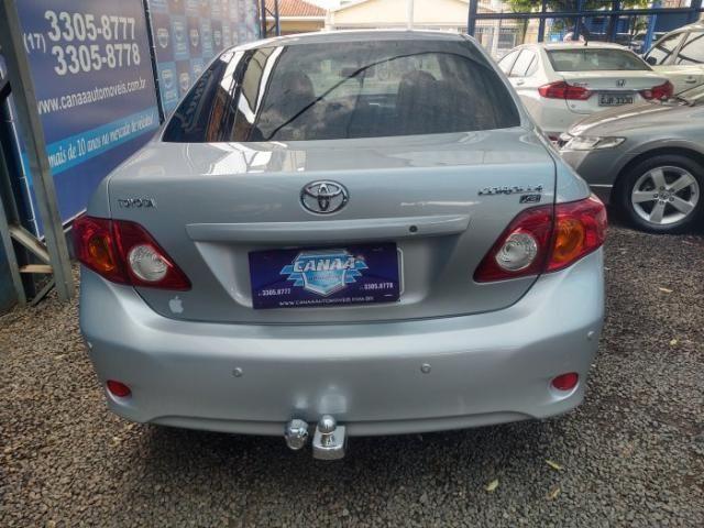 Toyota corolla 2009 1.8 xei 16v flex 4p manual - Foto 9