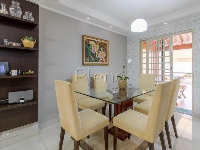 Casa à venda com 3 dormitórios em Parque prado, Campinas cod:CA015476 - Foto 3