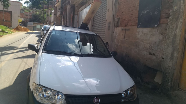 Fiat Strada Working CS Cabine Simples - Foto 8