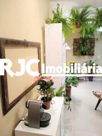 Apartamento à venda com 1 dormitórios em Humaitá, Rio de janeiro cod:MBAP10246 - Foto 8