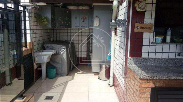 Cobertura à venda com 3 dormitórios em Vila da penha, Rio de janeiro cod:717 - Foto 19