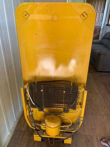 Geladeira Antiga Gelomatic Funcionando Perfeitamente  - Foto 5