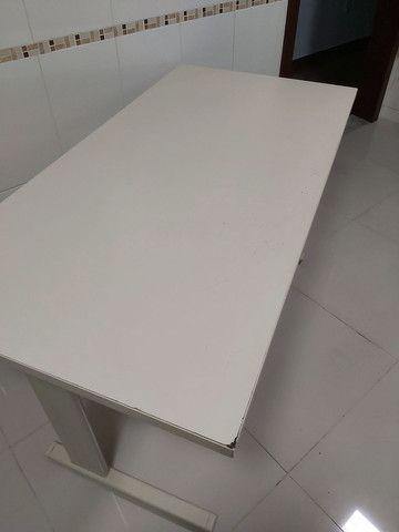 Vendo mesa de escritório escrivaninha  - Foto 6