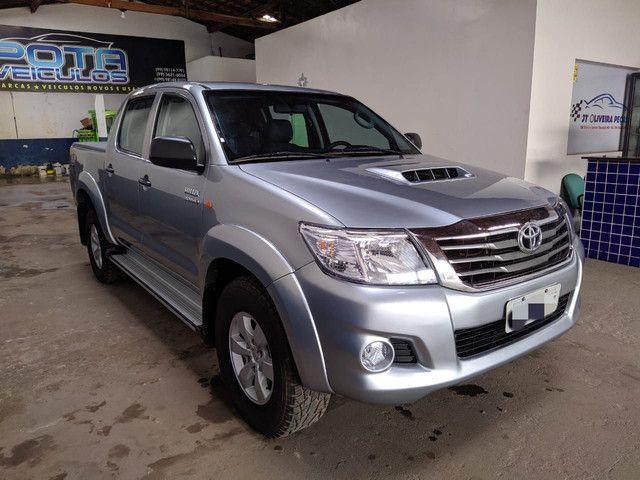 Toyota Hilux 3.0 Diesel  PARCELADO PRA VENDER LOGO