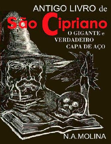 Livro Antigo Livro de São Cipriano