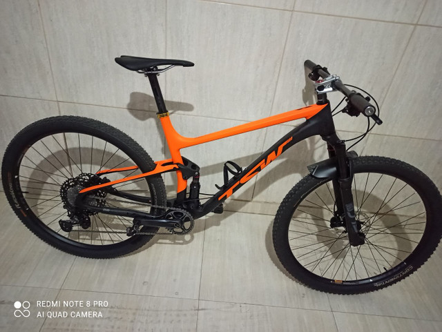 Bike Full Suspension TSW Full Quest 29 - 19""