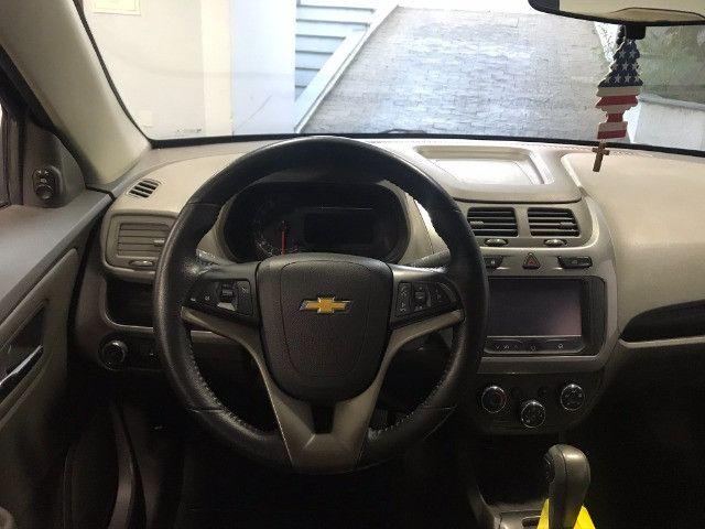 Chevrolet Cobalt 1.8 LTZ 2015 Automático - Foto 10